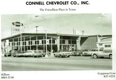 Chevy Dealership Killeen >> 30 Best Vintage Car Dealerships Images Vintage Cars