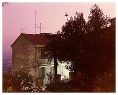 Luigi Ghirri, Castelfidardo, 1984, C-print, 7 7/8 x 9 7/8 inches; 20 x 25 cm
