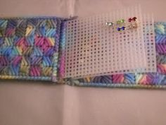 MrsChadT: Earring Case Pattern and Tutorial