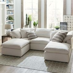 Best Sectional Sofas for Small Spaces | Sectional couches and ...