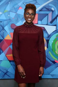"""Issa Rae - Star Gazing 9.23.16 She's so pretty. I lived her awkward black girl web series and now she has a show called """"Insecure"""" on HBO."""