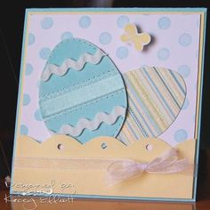 simple and sweet Easter card