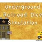 This product is an interactive simulation using dice that demonstrates the struggle to find freedom through the Underground Railroad. Included in...
