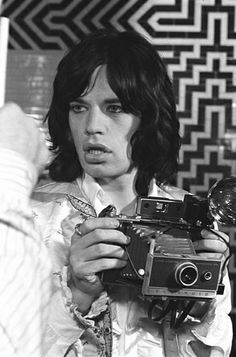 Mick Jagger, 1943. singer, songwriter, music, film producer, actor.
