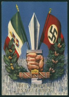 : Picture postcards and topics Third Reich Propaganda