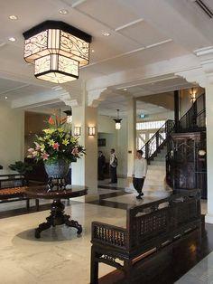 Raffles Grand Hotel d'Angkor Cambodia by Singapore Sling Girl, via Flickr
