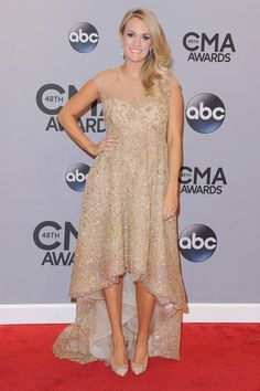 Carrie Underwood, a six-time Grammy winner, is getting into the fashion mix. [Photo by Jon Kopaloff/FilmMagic]