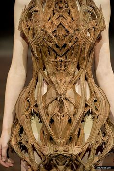 Micro Collection S/S12 // Iris Van Herpen | Afflante.com