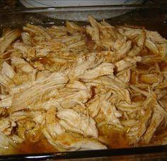 RecipeByPhotos: Crock Pot Chicken Taco Meat