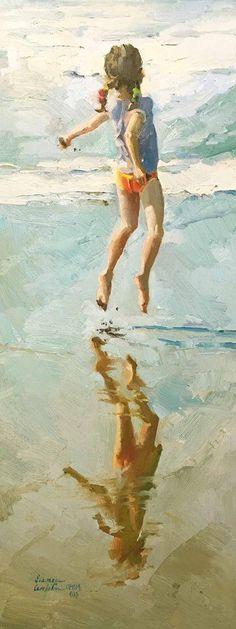 Nancy Seamons Crookston, 1948 | Plein Air painter