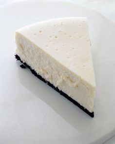 Cheesecakes // New York-Style Cheesecake Recipe