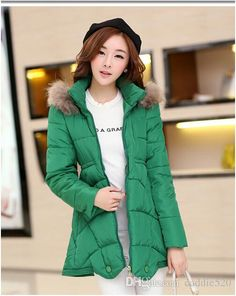 Wholesale cheap down & parkas online, hooded - Find best 2014 high quality large fur collar down coat feather hooded down jacket women's medium-long jacket parkas plus size at discount prices from Chinese down & parkas supplier on DHgate.com.