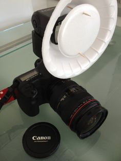To the photographers out there... here's a suggestion. Handmade beauty dish. #somethingtothinkabout
