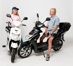 FINN – El- scooter El sykkel Lovlig uten førerkort for alle anbefaltalder fra 14 år.