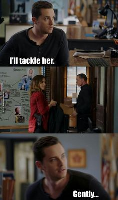 Linstead are getting cuter and cuter on Chicago PD Chicago Pd Halstead, Nbc Chicago Pd, Chicago Shows, Chicago Med, Chicago Fire, Jay Halstead, Chicago Bears, Chicago Quotes, Chicago Crossover