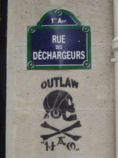 rue des Déchargeurs - Paris 1er