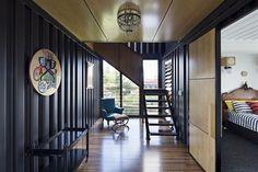 Graceville Container House: Case Study- Brisbane, Australia | Container Home Plans