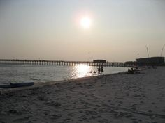 Dauphin Island, Alabama.   I truly love this place...great memories with my family here.