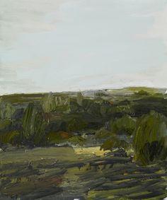 no man's land no.2 2011 oil on linen 182 x 153cm