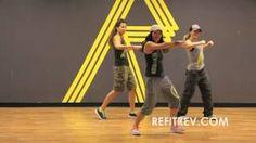 """REFIT DANCE FITNESS-TOBY MAC """"EYE ON IT"""", via YouTube."""