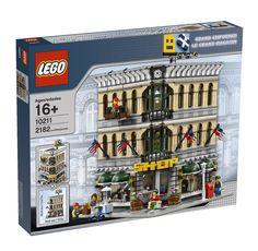 Amazon.com: LEGO Creator Grand Emporium 10211: Toys & Games