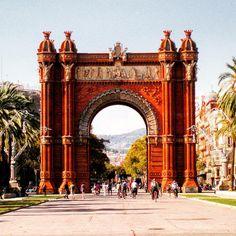 Arc de Triomf #Barcelona