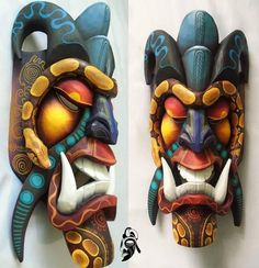 máscaras indígenas de costa rica - Mascara6 - Máscaras indígenas de Costa Rica - photo