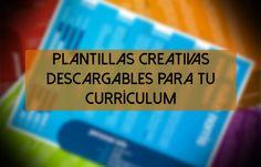 plantillas curriculums 830x533 10 Currículums creativos: Plantillas descargables
