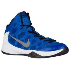 $53.99 black and yellow nike basketball shoes,Nike Zoom Without A Doubt - Mens…