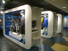 Chain Reaction Cycles retail shop by EDGE Design Fit, Ballyclare   Ireland store design