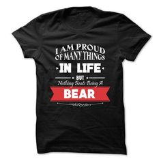 Awesome Tee BEAR-the-awesome T shirts