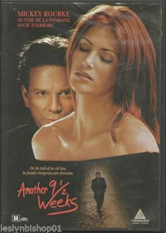 Another 9 1/2 Weeks (DVD, 1998, Closed Captioned) Mickey Rourke, Angie Everhart