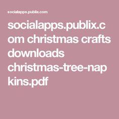 socialapps.publix.com christmas downloads Holiday-RecipeCards ...