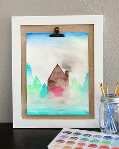 art display frame