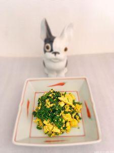 «œufs» brouillés vegan Tofu, Japanese, Vegan, Ethnic Recipes, Table, Japanese Kitchen, Cooking Recipes, Dish, Japanese Language