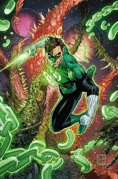 Arte Dc Comics, Dc Comics Vs Marvel, Dc Comics Superheroes, Dc Comics Characters, Green Lanterns, Comic Books Art, Comic Art, Book Art, Green Lantern Comics