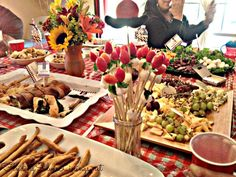 Awesome Italian Party Decorations | Sarah Party Decorations