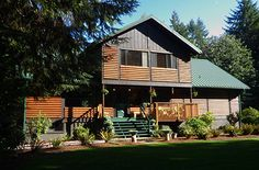 Washington State Retreat Center - Frog Creek Lodge - Facility for Retreats
