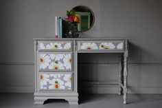 Upcycled & Repurposed Desk