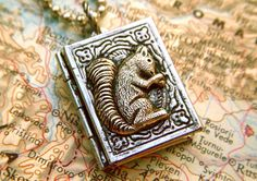 squirrel locket