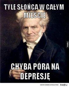 Znalezione obrazy dla zapytania artur schopenhauer