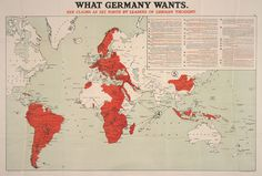 What Germany Wants (1917)