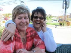 Brenda and Janice (cousins)