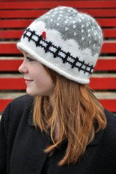 6d90fcfcfc1 Ravelry  Drifty Hat pattern by Mandy Powers