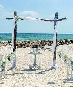 #beachwedding #destinationwedding #floridaweddings #weddingplanner #tampaweddings #weddinginspiration Beach Ceremony, Ceremony Backdrop, Ceremony Decorations, Wedding Planner, Destination Wedding, Beach Weddings, Backdrops, Wedding Inspiration, Florida