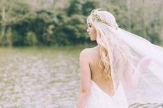 Fresh Beautiful Wedding Inspiration | Rebecca Goddard Photography | Katrina Otter Weddings | Bridal Musings Wedding Blog 18