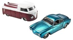 Hot Wheels Limited Edition for the Adult Collector, Viva Volkswagen (Mid-1950's) by Mattel. Save 5 Off!. $18.95. From the Manufacturer                This set is a great item for those passionate die-cast collectors. Each set comes with two highly detailed 1:64 scale vehicles that are matched to an automotive theme. To really add to the execution, we have extended the innovative showcase packaging look to the newest two-car sets. Each set comes with a half-round window package...