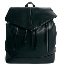 French Connection Backpack in Black #asos