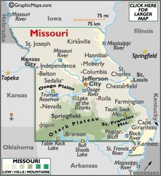 1000+ images about Missouri State Project on Pinterest