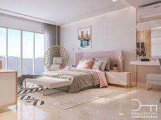 Cute Bedroom Ideas, Cute Room Decor, Girl Bedroom Designs, Girls Bedroom, Home Bedroom, Bedroom Decor, Bedrooms, Master Bedroom, Aesthetic Room Decor